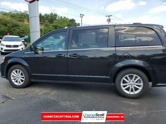 2018 Dodge Grand Caravan Sxt In Kingsport Tn Kingsport Dodge Grand Caravan Chantz Scott Kia